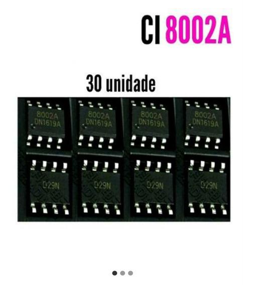 Kit 30 Ci Md8002 8002a Ns8002 Ns8002a
