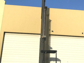 2015 Montacarga Electrico Crown Pantografo Sencillo 8.1 Mts
