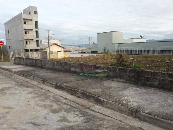 Terreno À Venda, 308 M² Por R$ 205.000 - Residencial Estoril - Taubaté/sp - Te1054