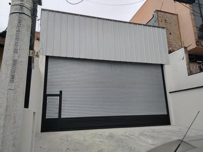 Salão Para Alugar, 280 M² Por R$ 7.000/mês - Centro - Guarulhos/sp - Sl0452