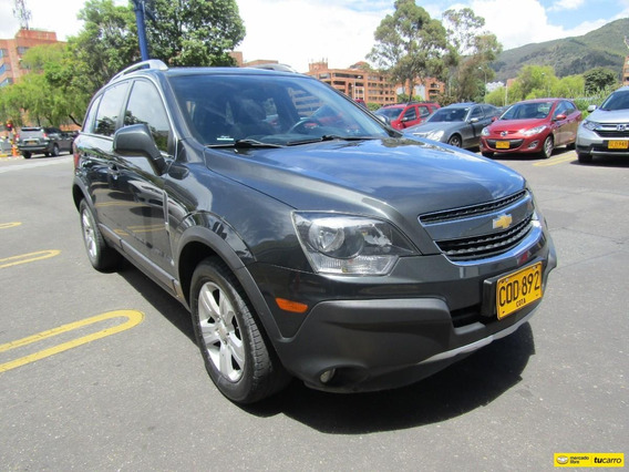Chevrolet Captiva Sport At 2400