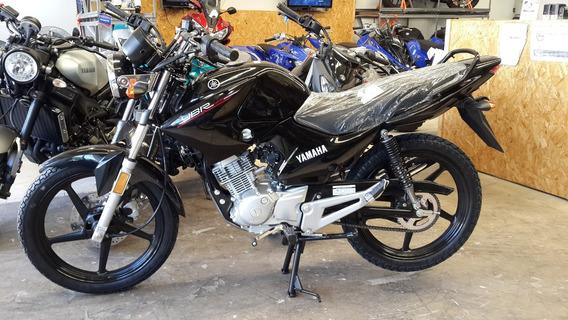 Yamaha Ybr 125 Ed 12 O 18 Cuotas En Marellisports
