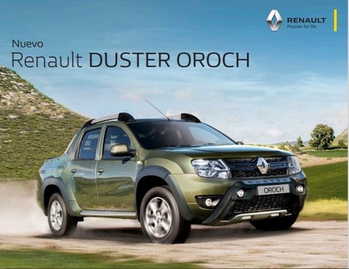 Renault Duster Oroch 2.0 Outsider Plus Abril Md
