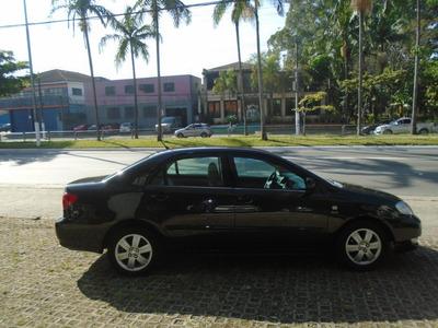 1.8 Corolla Seg - 2006 - Blindado