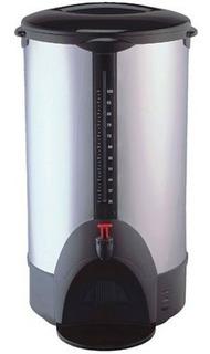 Termo Acero Inoxidable Eléctrico Infusionador Gastronómico - 16 L - Dispenser De Café O Agua Equipeshop