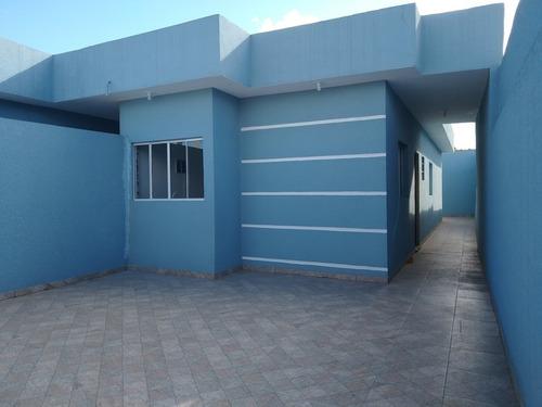 Casa Para Financiamento Com Suíte Perto Da Praia Em Itanhaém
