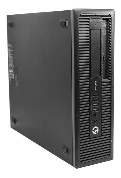 Desktop Hp Compaq I5 600g1 8gb 1tb - Usado