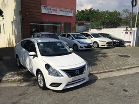 Nissan Versa Sl 1.6 17/17 Okm Por R$ 56.199,99