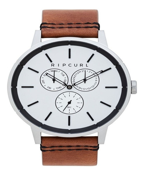 Relógio Rip Curl Detroit Silver - A3115544unico