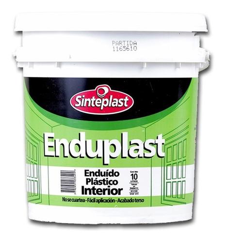 Enduplast Enduido Plastico Interior Sinteplast 25k Pintumm