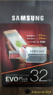 Cartao Memoria Micro Sd 32gb Classe 10 48mbs Celular