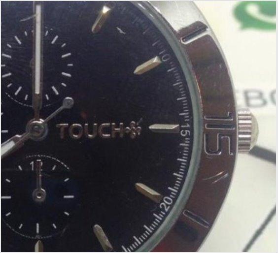 Relógio De Pulso Touch T07335 Unissex Webclock