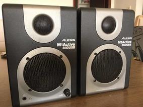 Monitor De Referência Alesis M1 Active 320 Usb