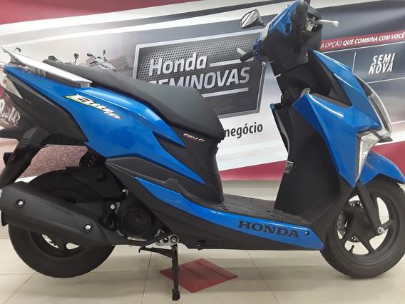 Honda Elite 125i Cbs 100% Automático Moderna E Economica