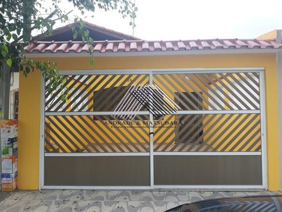 Amv280 Casa 2 Dormitórios Com Edicula R$ 80 Mil De Entrada
