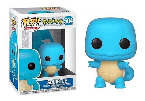Pop! Funko Squirtle #504 | Pokémon