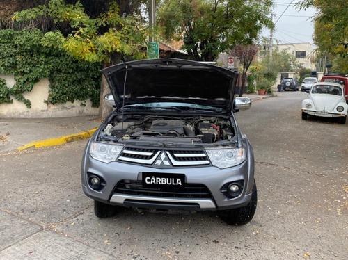Mitsubishi Montero Sport 2.5 Glx Diesel 2015. Único Dueño.