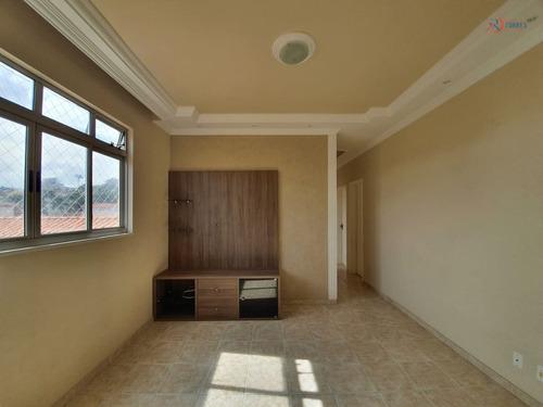 Apartamento Com 3 Quartos Para Comprar No Jardim Riacho Das Pedras Em Contagem/mg - 8589