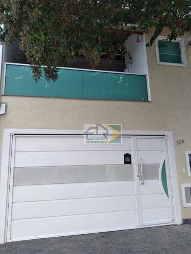 Imagem 1 de 22 de Casa Com 2 Dormitórios À Venda, 115 M² Por R$ 450.000 - Vila Maria De Maggi - Suzano/sp - Ca0290