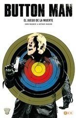 Libro - Comic Button Man: El Juego De La Muerte - John Wagne