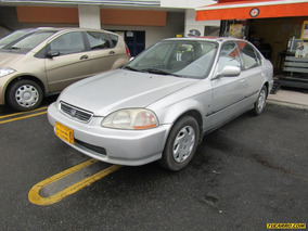 Honda Civic Ex 1,6 At