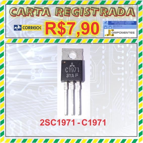 Transistor C1971 - 2sc1971 -2sc 1971 - C1971- Transmissor Fm