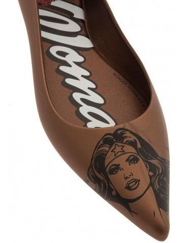 Melissa Glam Wonder Woman (mulher Maravilha) Ii, Original