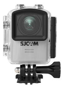 Câmera Sjcam M20 Fullhd 4k Wifi + 32gb + Bastão Moto Bike