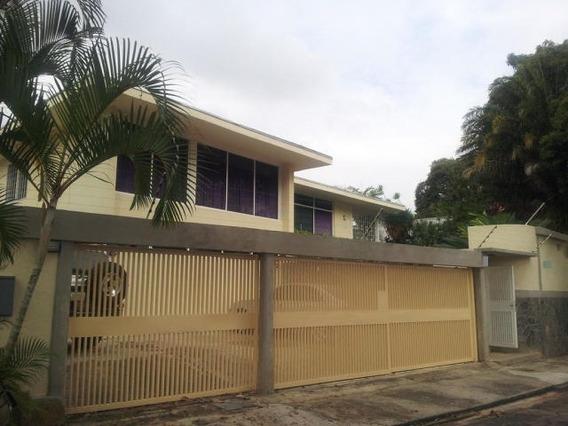 Casa, En Venta, Lomas Del Club Hípico, Caracas, Mls 20-12718