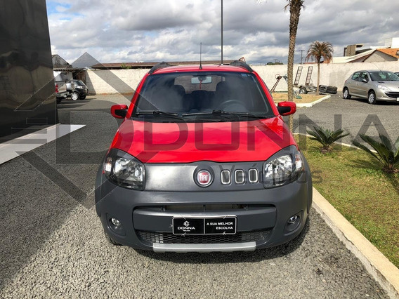 Fiat Uno - 2012 / 2013 1.4 Evo Way 8v Flex 4p Manual