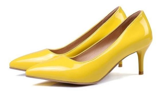 Sapato Feminino Moon Meek 03096 Importado