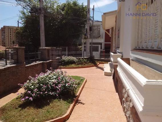 Ótima Casa Terreá Para Locação - 140 M² - Dois Dormitórios. - Ca0114