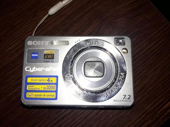 Cámara Fotos Digital Sony 7.2 Megapixels