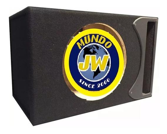 Cajon Caja Subwoofer 12 Pulg. (slot Port) Premium 800 A 2000