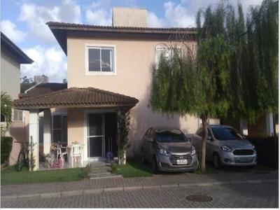 Casa Em Condomínio Residencial Em Salvador - Ba, Piatã - Ca01432