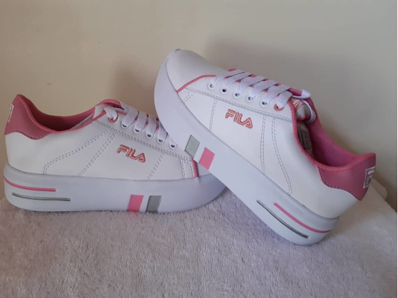 Zapatos Deportivos Fila Mujer