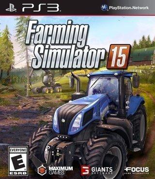Farming Simulator Ps3 Original