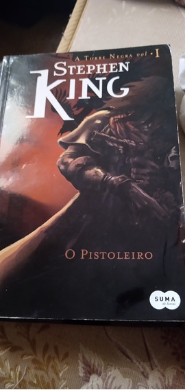 Livro Pistoleiro, O - A Torre Negra I