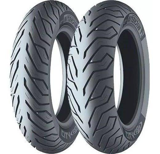 Par Pneu Michelin 100/90-14 + 90/90-14 City Grip Pcx 150 *
