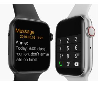 Smartwatch Iwo 8 Lite Relogio Monitor Calorias Série 4