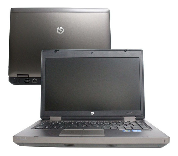 Notebook Hp Probook 6470b I5 4gb 500gb