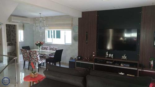 Sobrado Com 3 Dorms, Marapé, Santos - R$ 1.35 Mi, Cod: 13073 - V13073