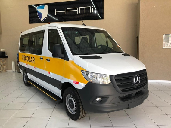 Mercedes Benz Sprinter 416 2020 Escolar 20 Lugares