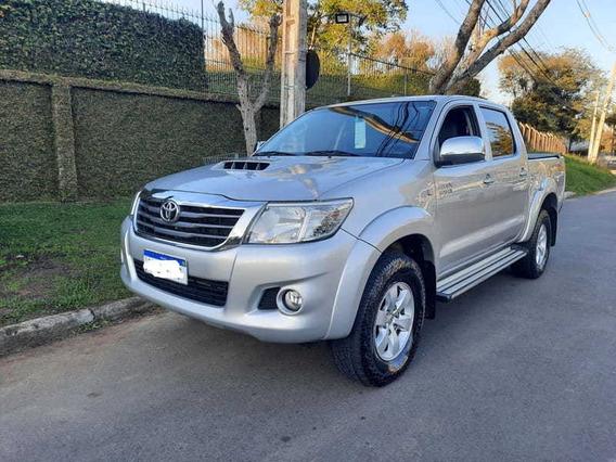 Toyota Hilux Cd 4x4 Sr 3.0 2014 2014 Diesel