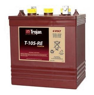 Bateria Trojan T-105-re 6 Volt 225 Amperios Battery Master