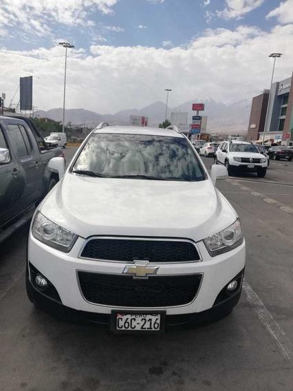 Chevrolet Captiva Automática Secuencia