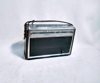 Antigua Radio Noblex Carina Tn2-g Ref 1127
