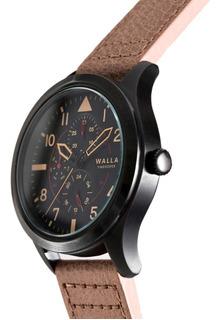 Reloj Hombre Walla - Timekeeper - Midnight Classic - Seiko