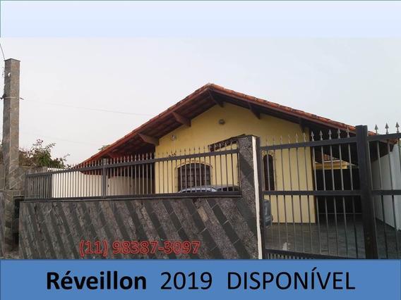 Casa Na Praia Peruíbe Temporada ,com Piscina 200 Mtos Do Mar