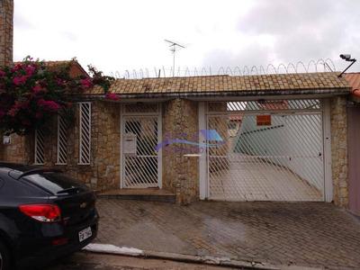 Casa Residencial À Venda, Vila Antonieta, São Paulo - Ca0013. - Ca0013